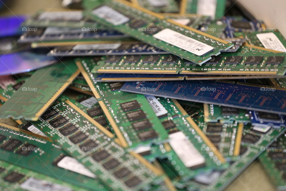 Computer Memory   RAM III