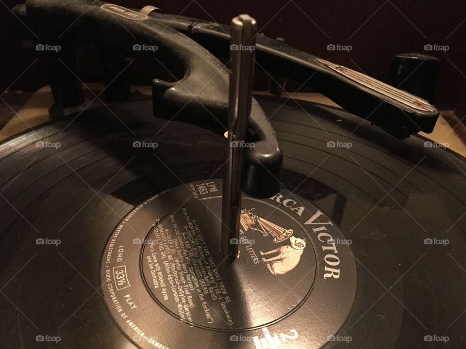 RCA Victor records