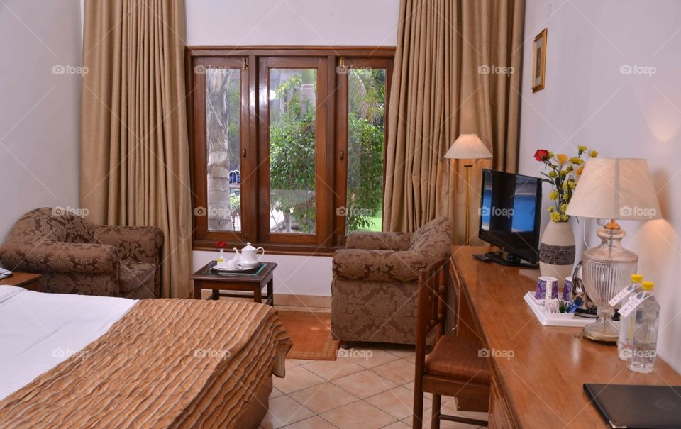 This Image a Beautiful Rooms, Nice Room and Chairs, The Wooden Room,