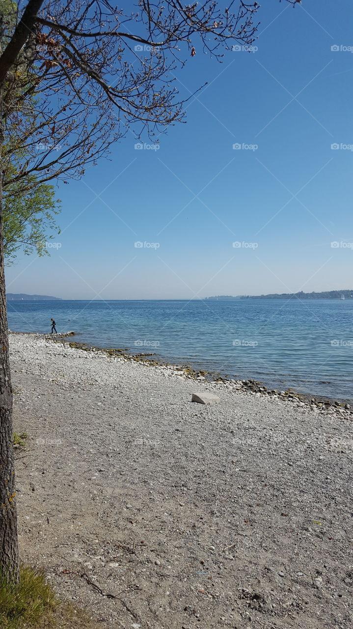 Das schwäbische Meer der Bodensee
