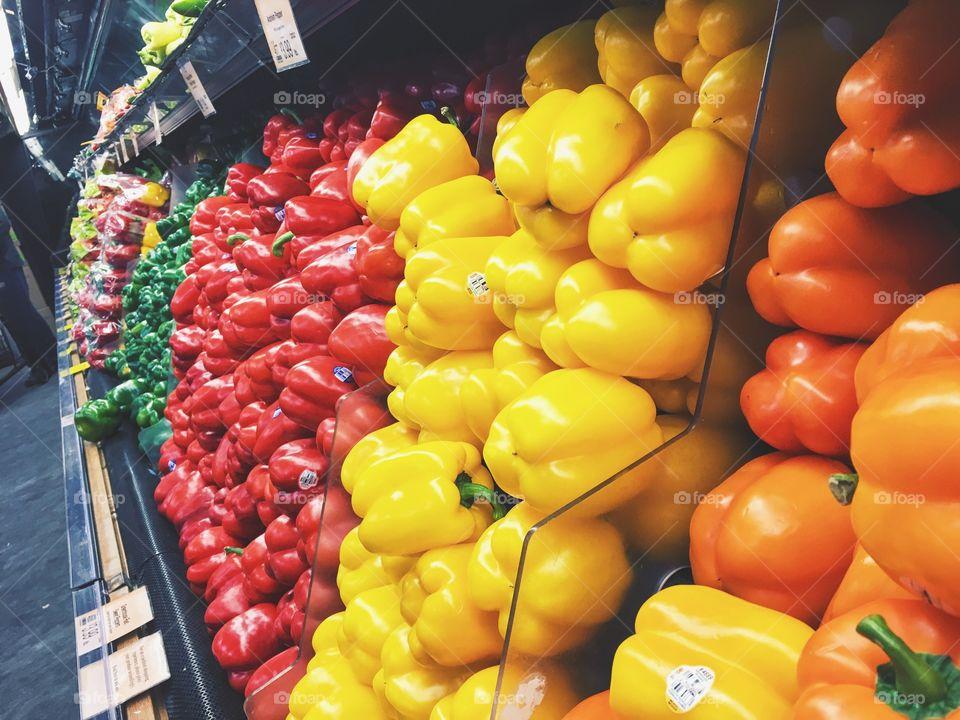 Pepper Rainbow