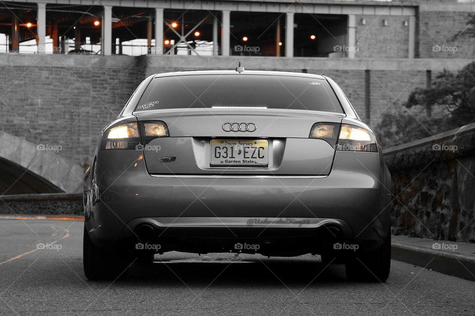 Audi in the Bronx