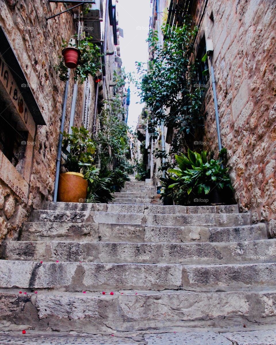 Discovering the beauty of Dubrovnik, Croatia through its neighborhoods