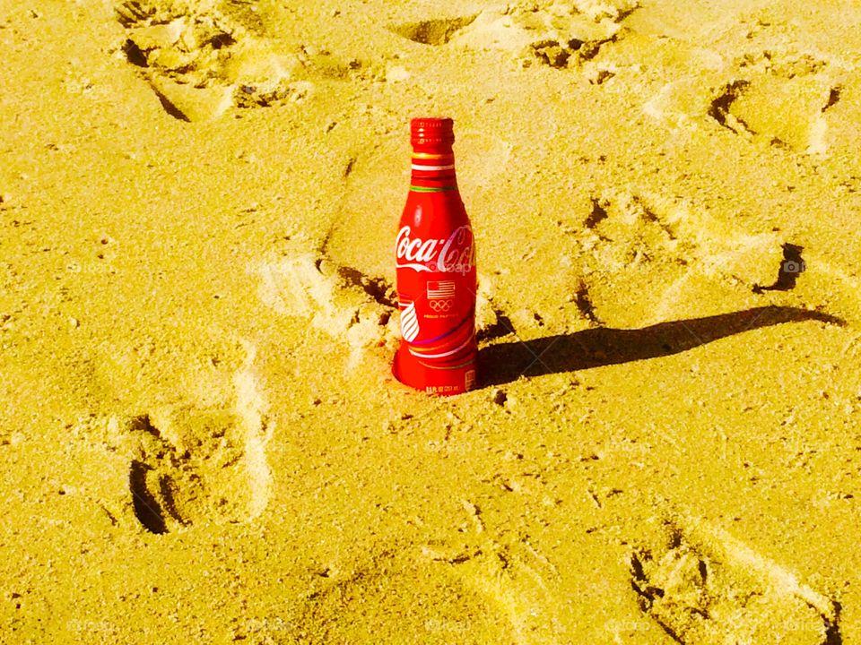 Coca cola. Olympic edition