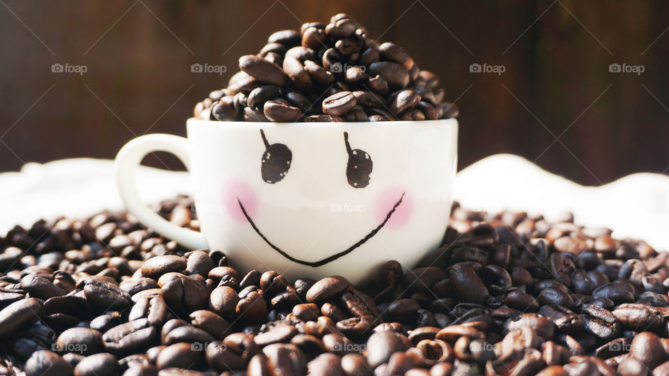 am addicted ,but I got my smile after coffee