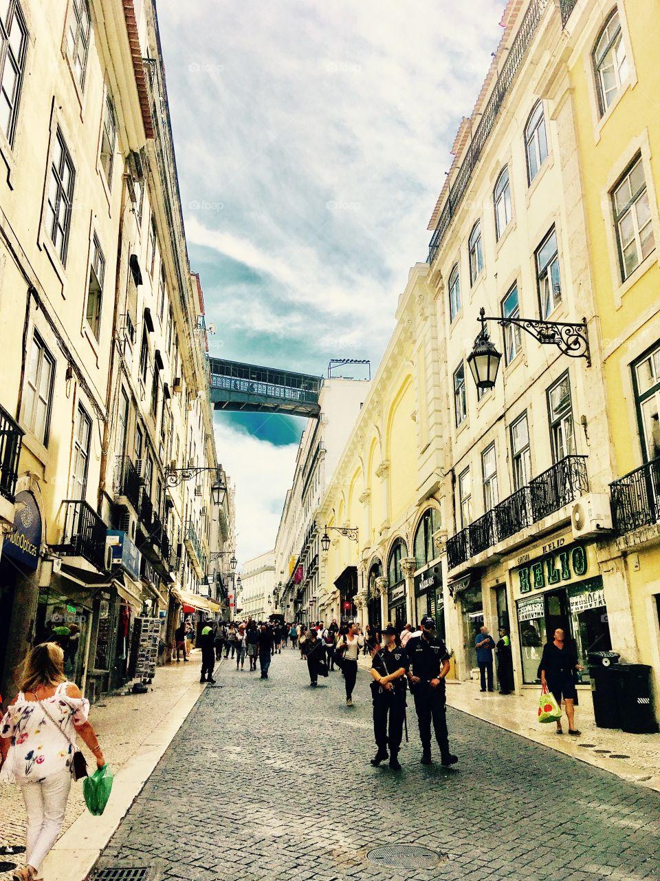 Shopping in Chiado - Lisbon