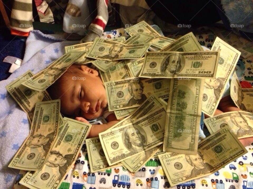 Mason's money