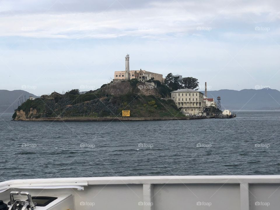 Alcatraz the famous prison on the rock !! Did they or didn't they survive