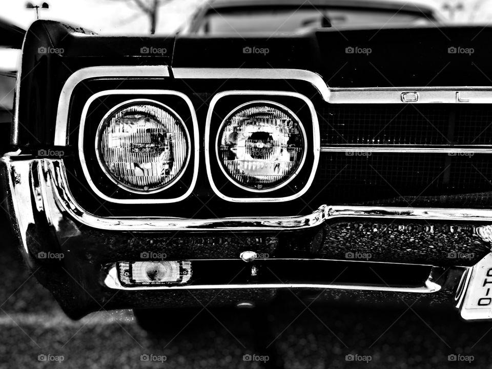 Show Us Your Best Photos, Oldsmobile Portrait, Car Photography, Travel Photography