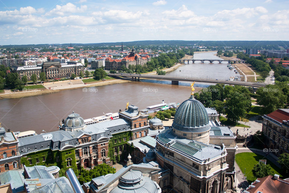 City of Dresden, Germany