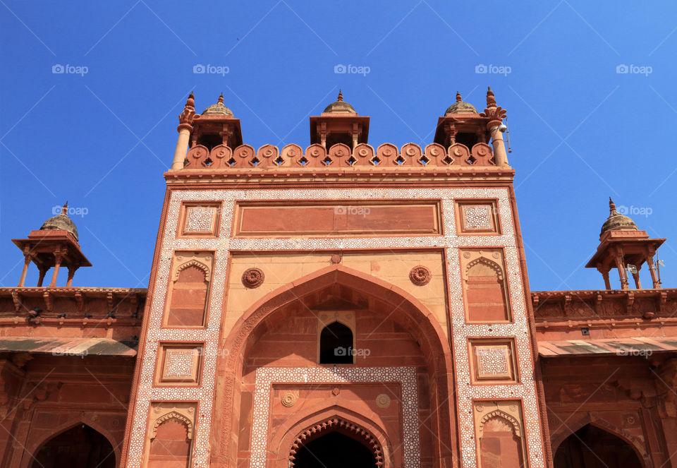 Buland Darwaza, Huge Door - Fatehpur Sikri, Agra, Uttar Pradesh, India
