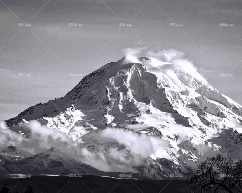 Mt. Raineer Washington