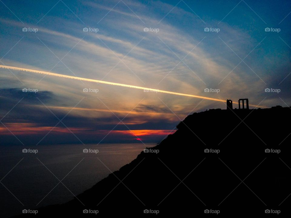 Temple of Poseidon, Sounion