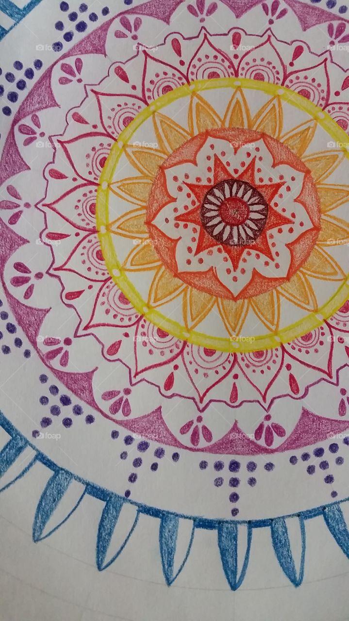 Pattern, Decoration, Retro, Vector, Art