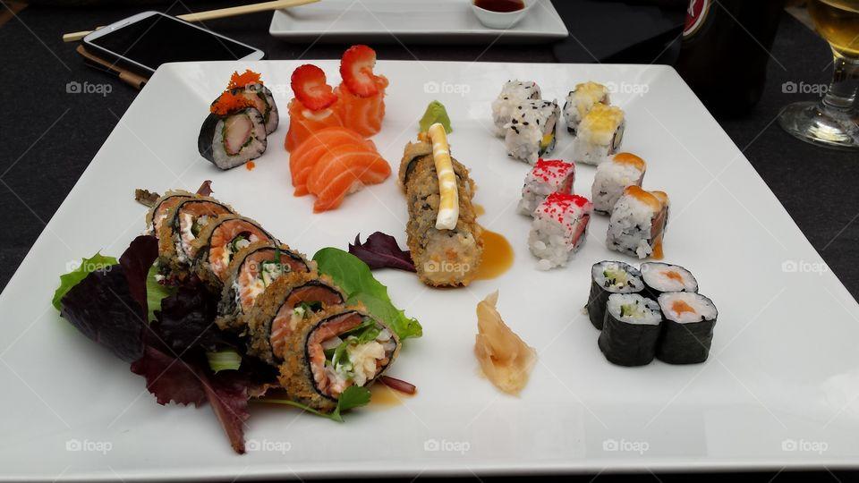 yume. Sushi 🍣