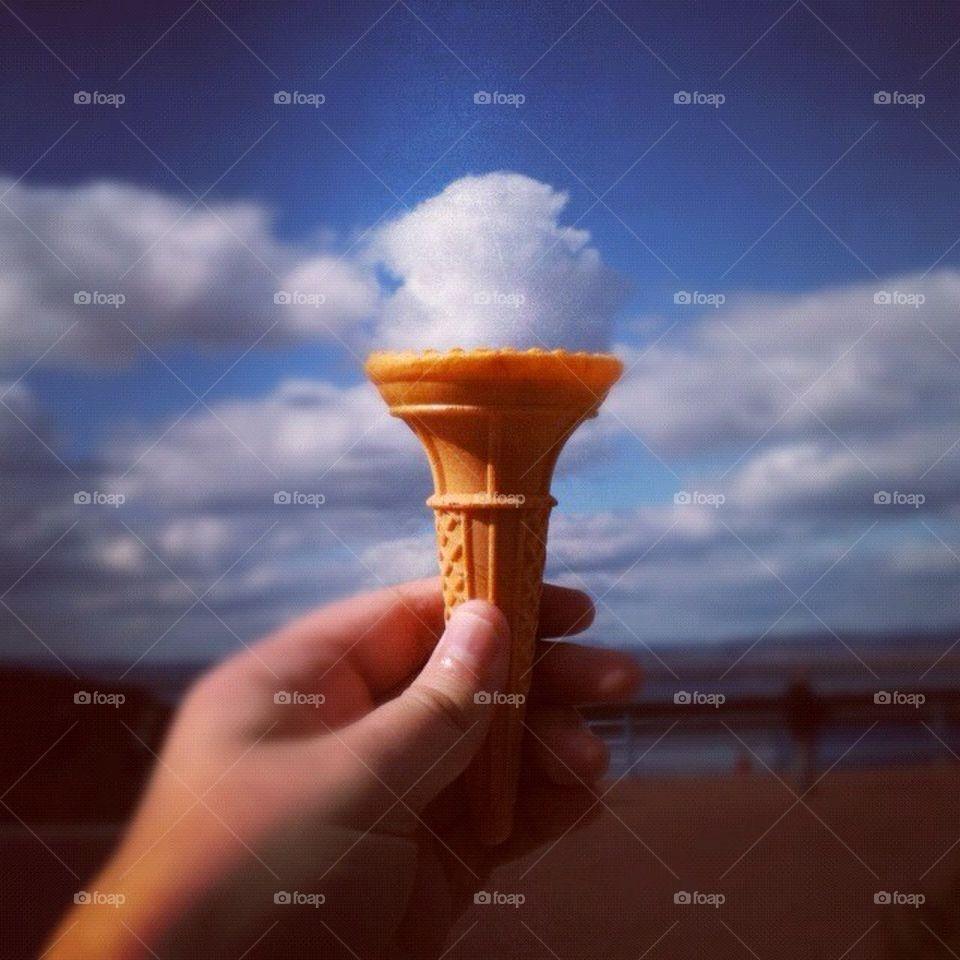 Ice-Cloud