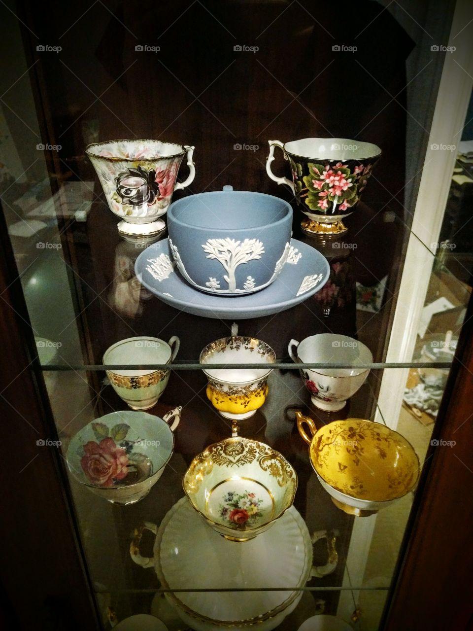 English Teacups