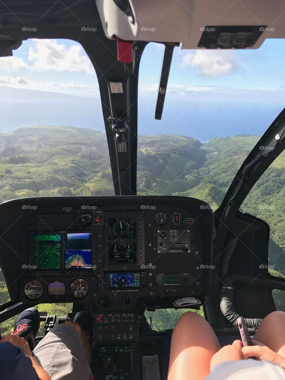 Helicopter Views - Maui