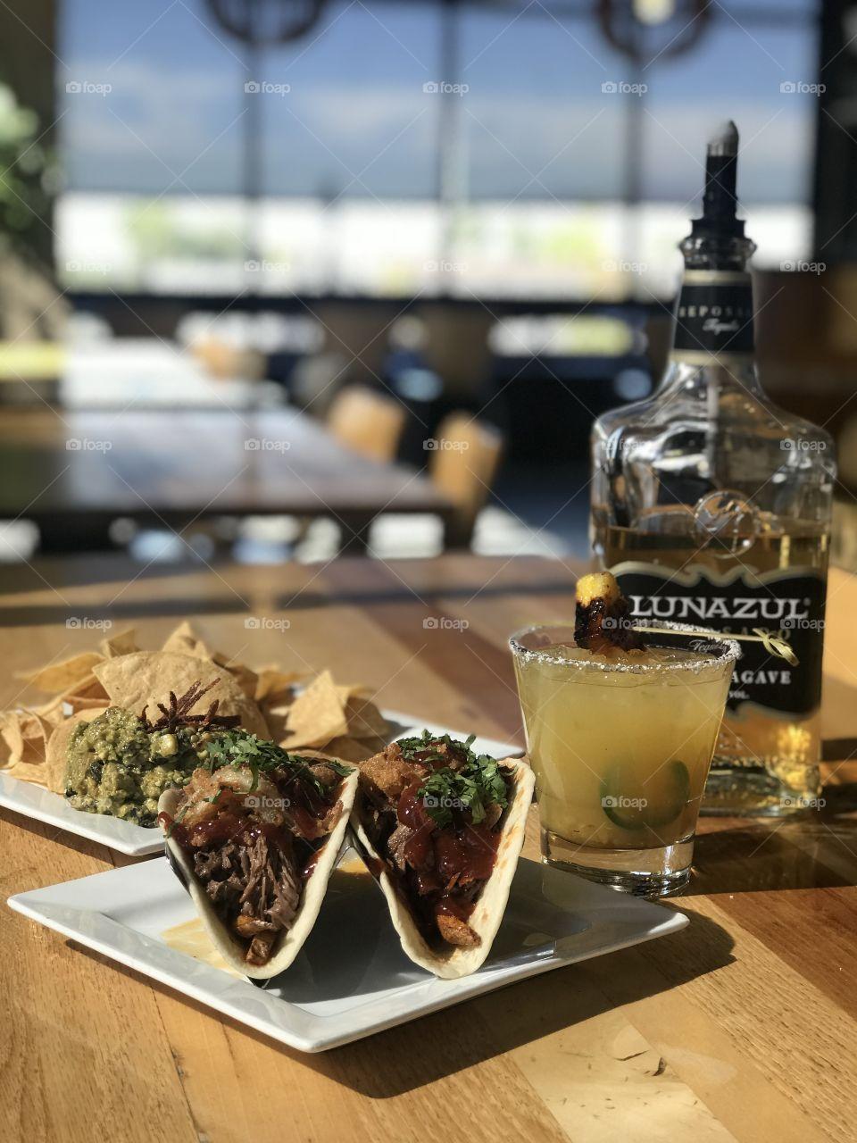 Tacos & Margarita