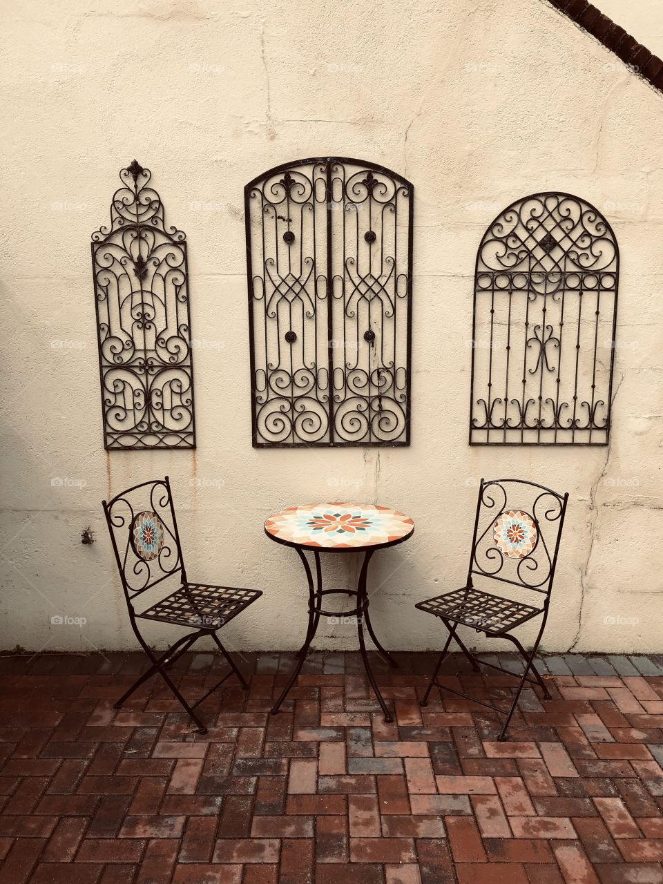 Favorite Spot At Home, Mosaic Outdoor Patio Furniture, Outdoor Space