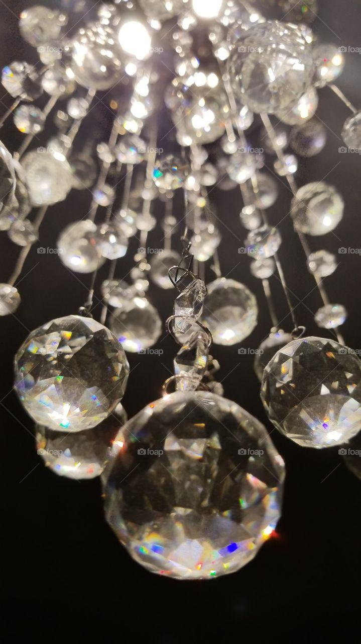 Dusty Crystals