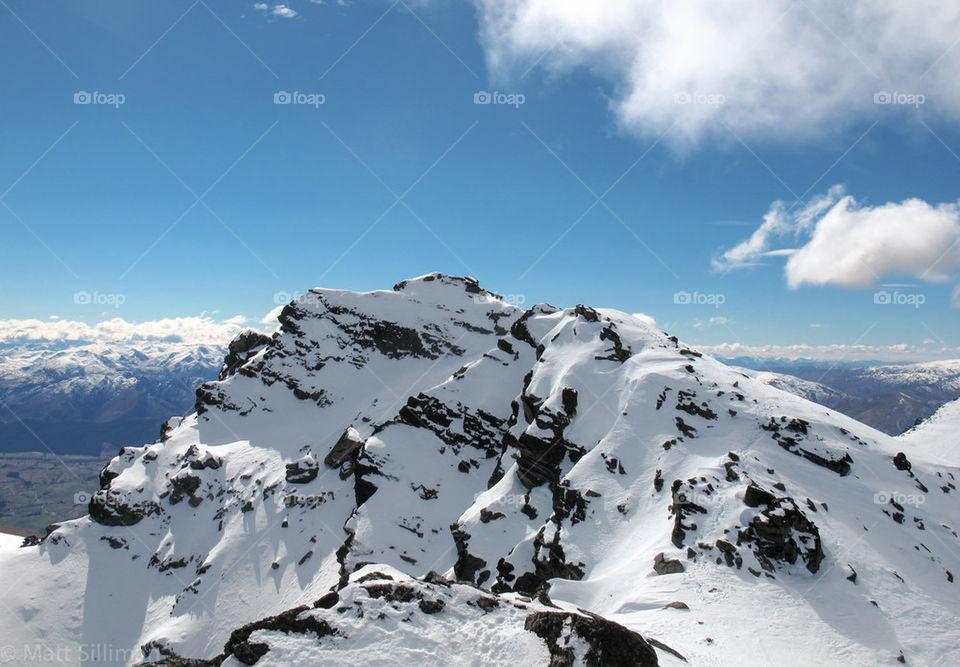 The New Zealand Alps