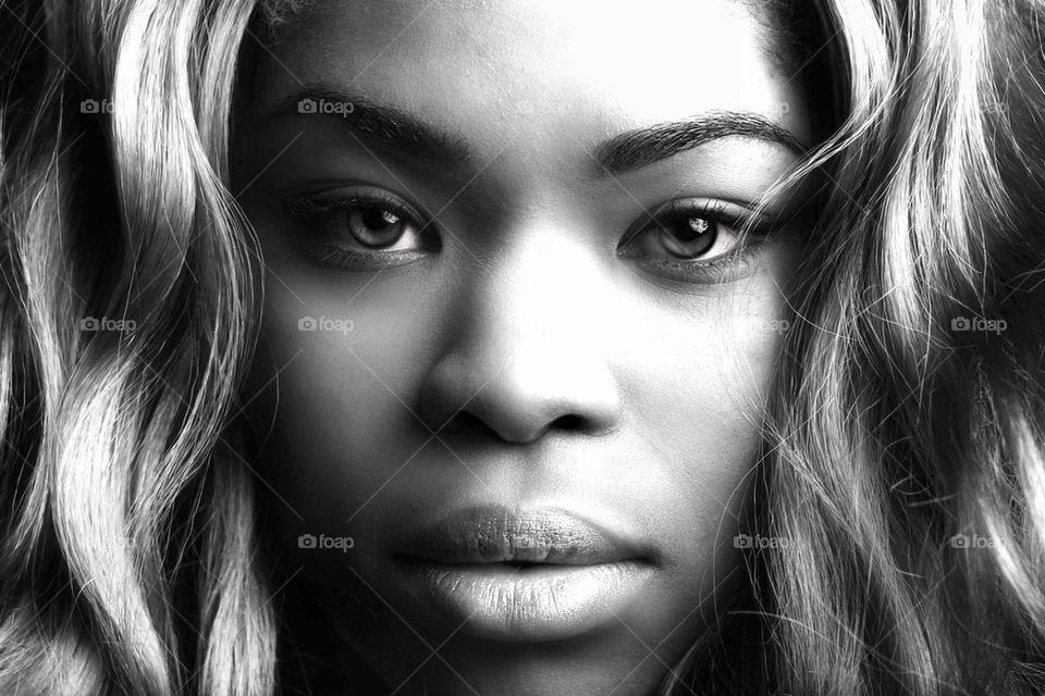 girl woman close closeup by ahilton2007
