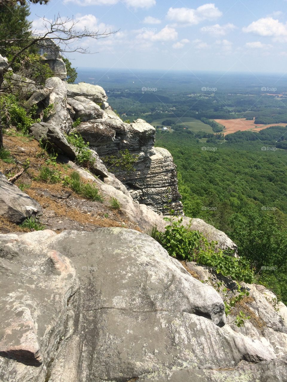 Mountain view in NC
