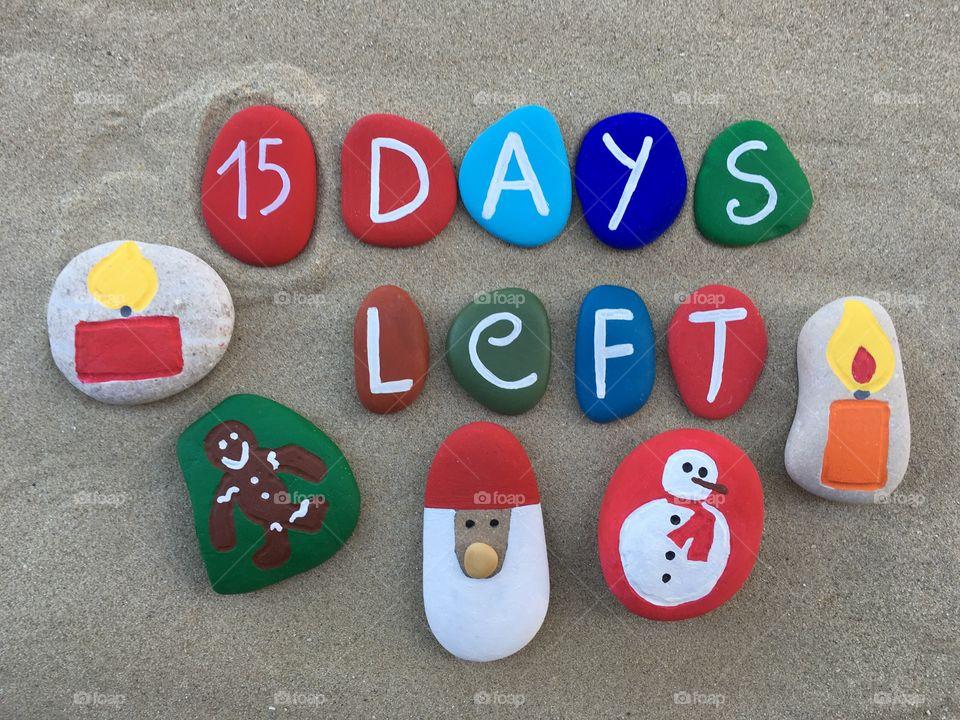 15 Days Left to Christmas