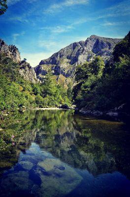 travél,nature,green,reflection,montain,lake