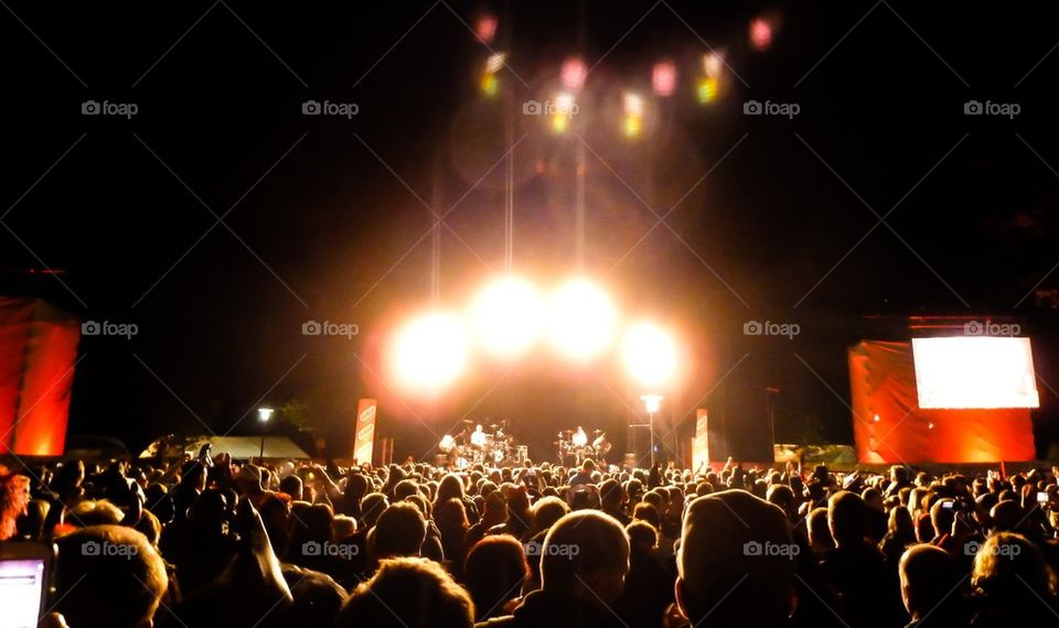Concert in Thale
