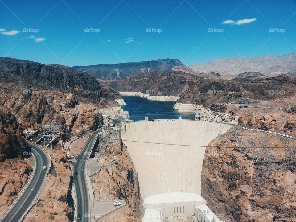 Hoover Dam. From my US Trip