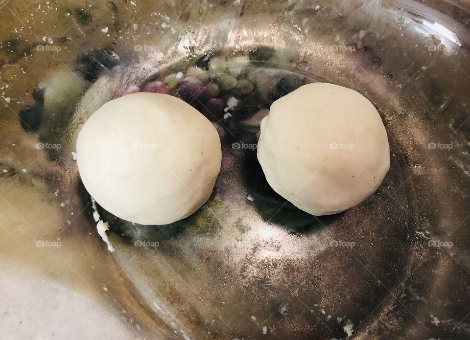 Dough for arepas