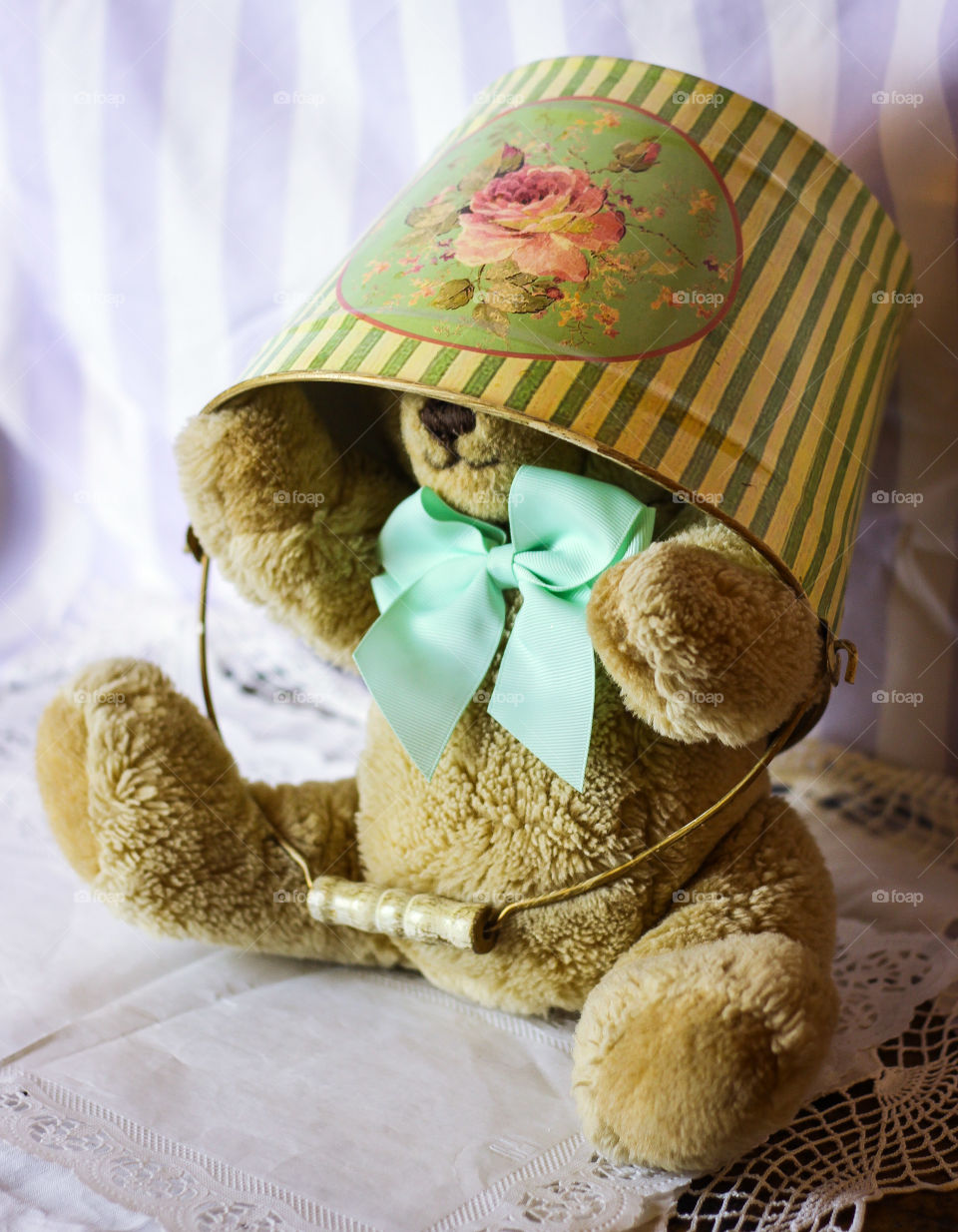 teddy plush hide