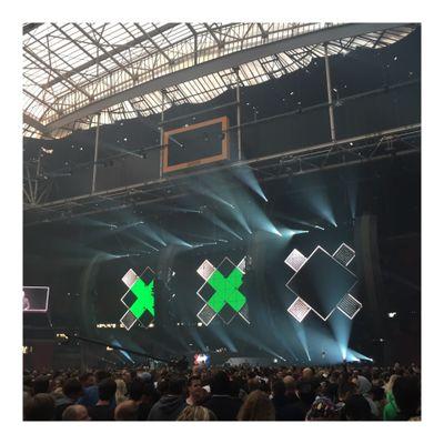 Stadium, Audience, Concert, Football, Venue