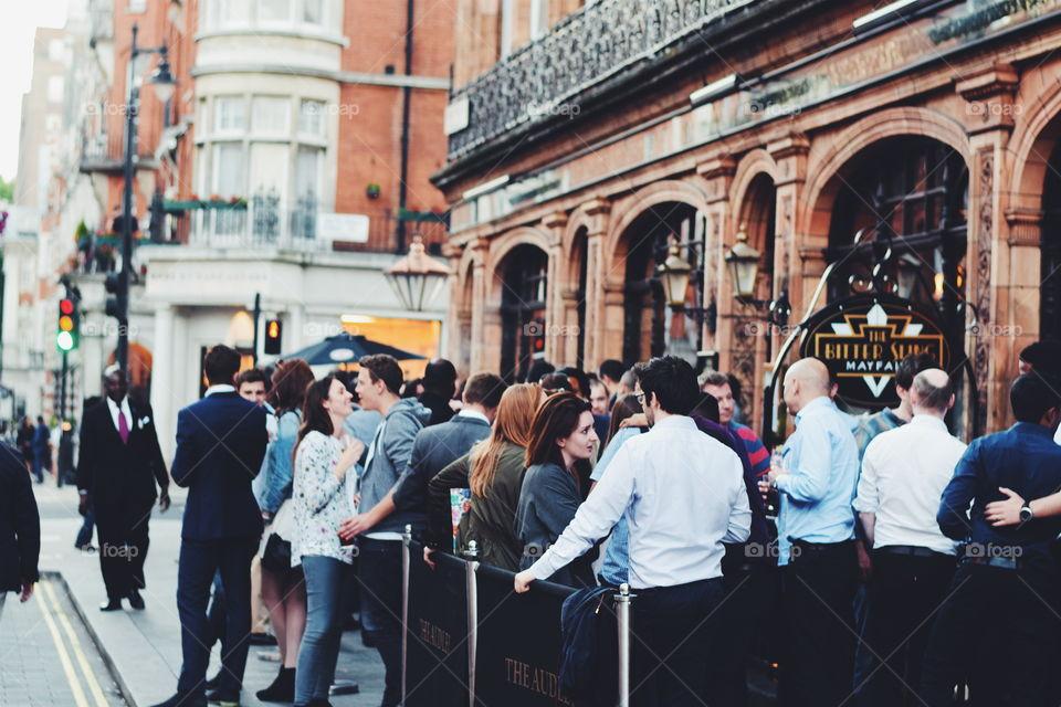 The Social. Pub life.