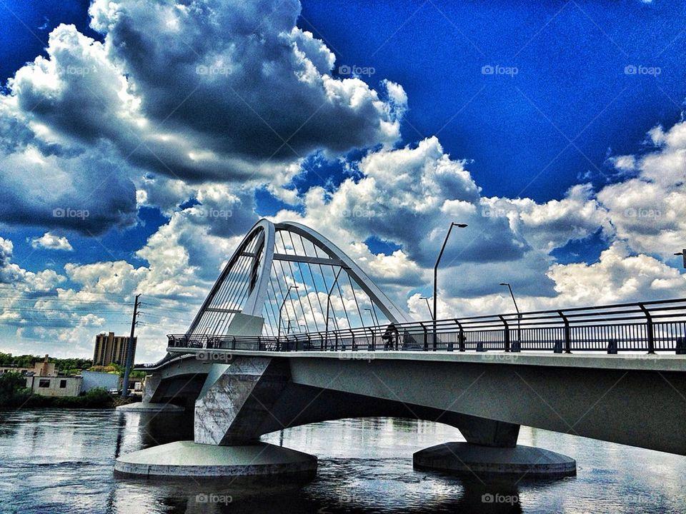 Lowry Ave Bridge (Day)