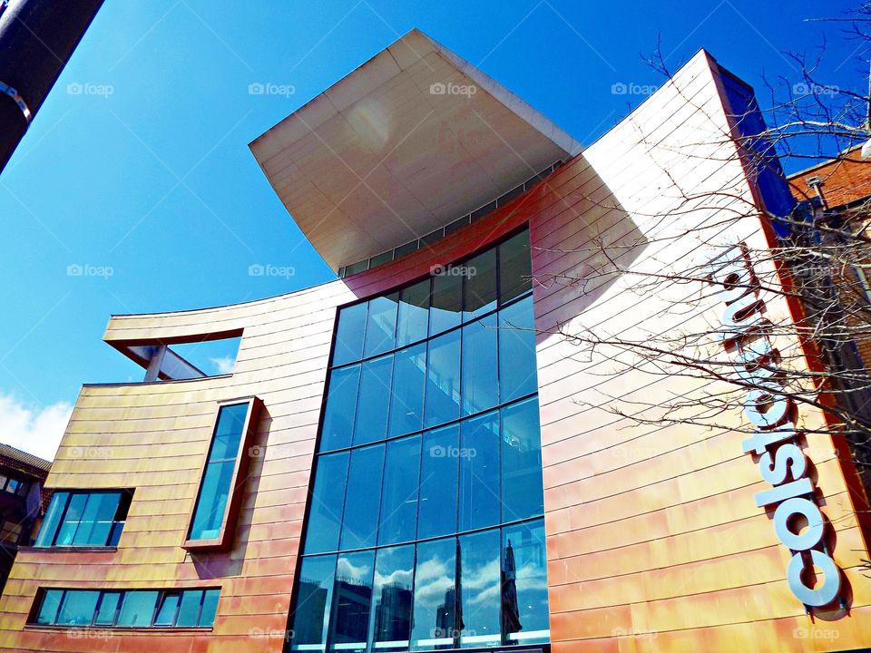 The New Colston Hall
