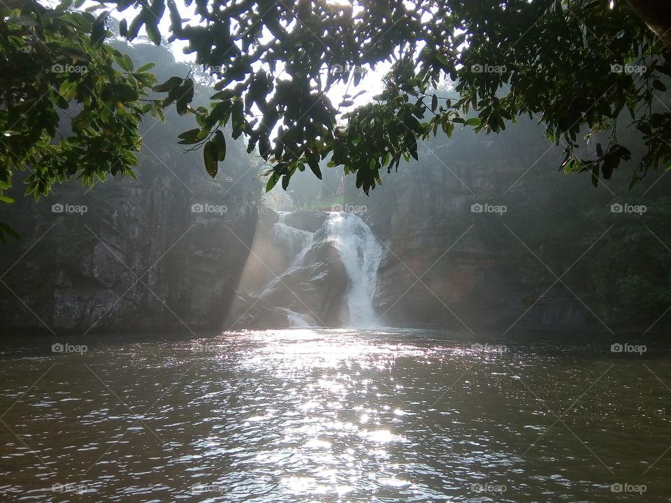 Nature 2017-11-04  031  #আমার_চোখে #আমার_গ্রাম #nature  #devkunda #waterfall