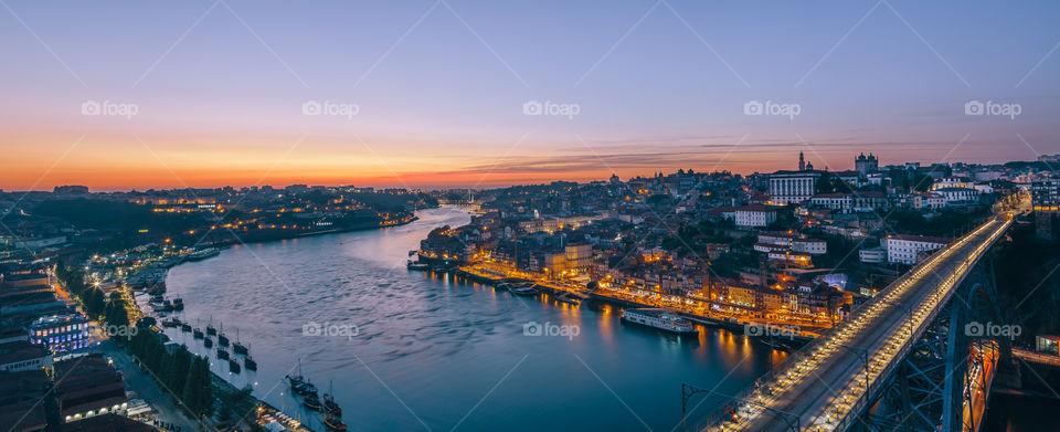 Porto and Gaia, Portugal