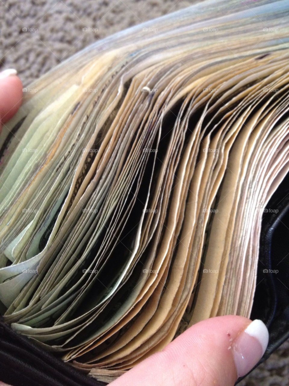 love paper cash money by kayleighsherri