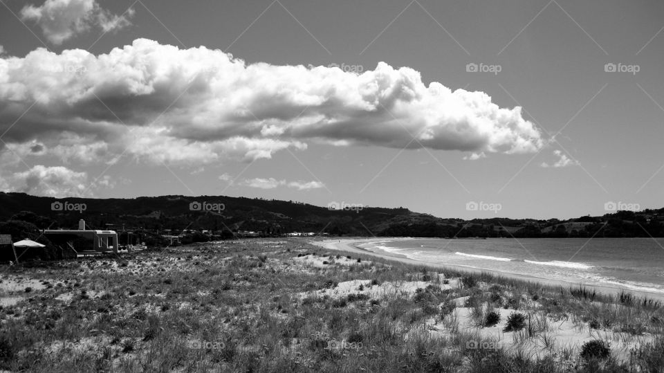 Aoteoroa - land of the long white cloud