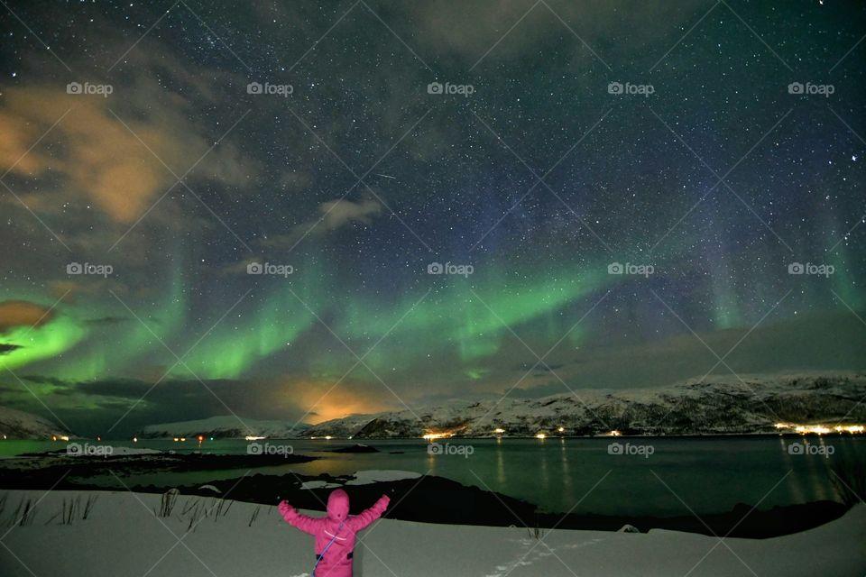 Magic Northern Lights