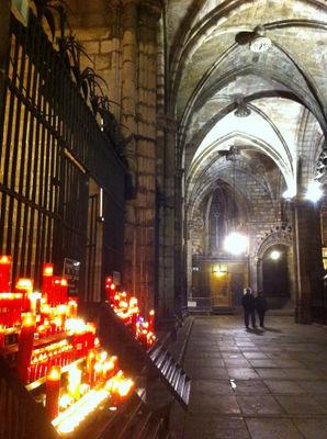 Corridor Cathedral