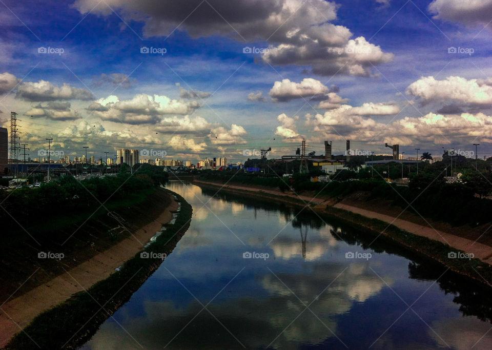 Rio Tietê São Paulo Capital
