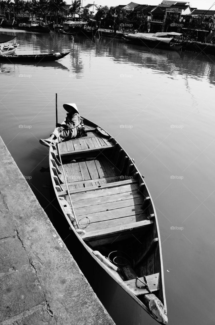 Boat, Water, Watercraft, Transportation System, Vehicle