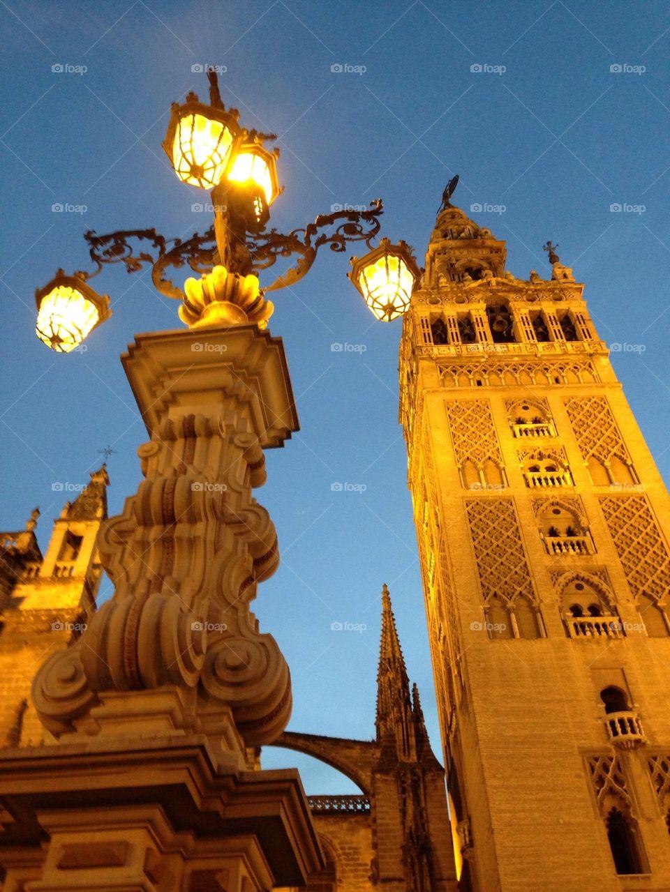¡Sevilla!