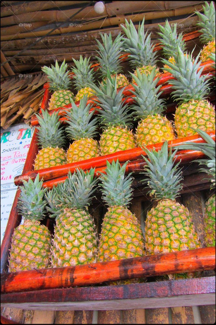 sweet ananas