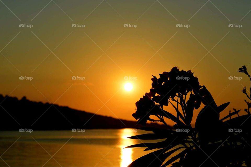 kilada koilada kranidi Greece photography Sun
