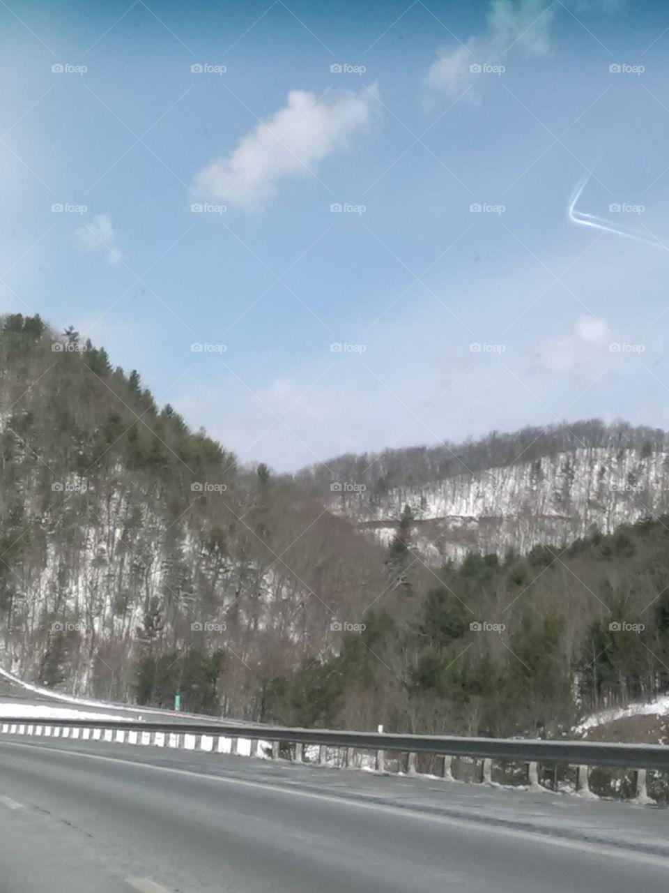 Virginia mountains